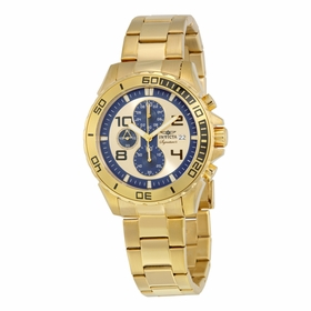 Invicta 7392 Signature II Mens Chronograph Quartz Watch
