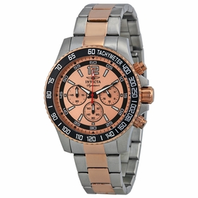 Invicta 7409 Signature II Mens Chronograph Quartz Watch