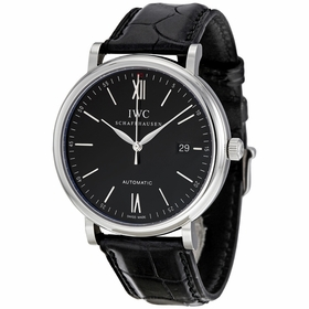 IWC IW356502 Portofino Mens Automatic Watch