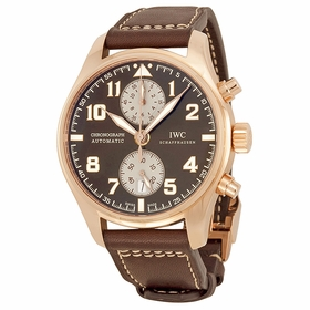 IWC IW387805 Pilot Mens Chronograph Automatic Watch