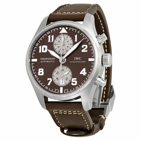 IWC IW387806 Townsman Mens Chronograph Automatic Watch