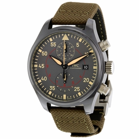 IWC IW389002 Pilot Top Gun Miramar Mens Chronograph Automatic Watch