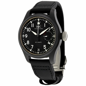 IWC IW502001 Big Pilot Top Gun Mens Automatic Watch