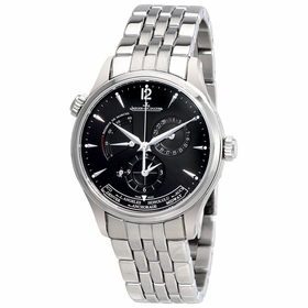 Jaeger LeCoultre Q1428171 Master Geographic Mens Automatic Watch