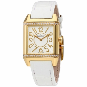 Jaeger LeCoultre Q7031420 Reverso Squadra Lady Ladies Automatic Watch