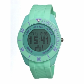 Jet Set J93491-22 Bubble Touch Unisex Quartz Watch