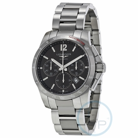 Longines L2.744.4.06.7 Conquest Mens Chronograph Automatic Watch