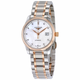 Longines L22575897 Master Collection Ladies Automatic Watch