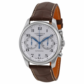 Longines L26294785 Master Collection Mens Chronograph Automatic Watch