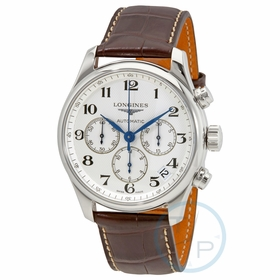 Longines L26934785 Master Collection Mens Chronograph Automatic Watch