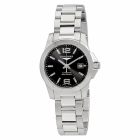 Longines L3.276.4.56.6 Conquest Ladies Automatic Watch