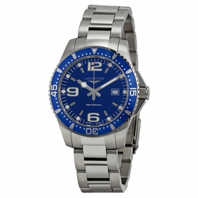 Longines L3.640.4.96.6 HydroConquest Mens Quartz Watch