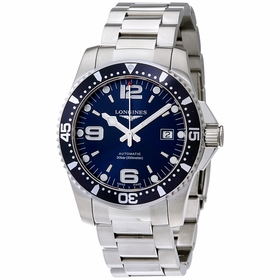 Longines L3.642.4.96.6 HydroConquest Mens Automatic Watch