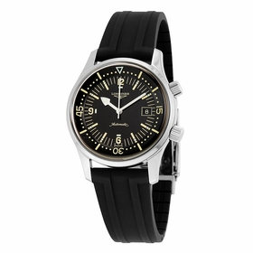 Longines L3.674.4.50.9 Heritage Collection Mens Automatic Watch