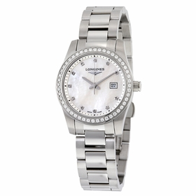 Longines L33000876 Conquest Ladies Quartz Watch