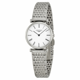 Longines L4.209.4.11.6 La Grande Classique Ladies Quartz Watch