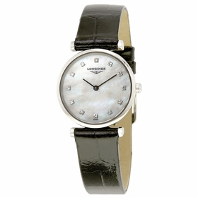 Longines L4.209.4.87.2 La Grande Classique Ladies Quartz Watch