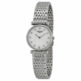Longines L4.209.4.87.6 La Grande Classique Ladies Quartz Watch