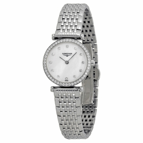 Longines L4.241.0.80.6 La Grande Classique Ladies Quartz Watch