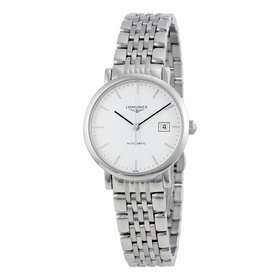 Longines L4.310.4.12.6 Elegant Ladies Chronograph Automatic Watch