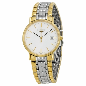 Longines L4.720.2.12.7 Presence Mens Quartz Watch