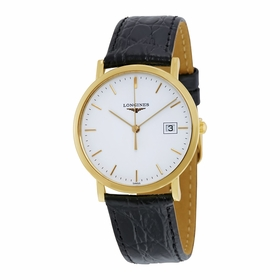 Longines L4.777.6.12.2 Presence Ladies Quartz Watch