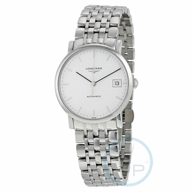 Longines L4.809.4.12.6 Elegant Mens Automatic Watch
