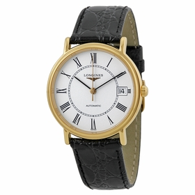 Longines L4.821.2.11.2 Presence Mens Automatic Watch