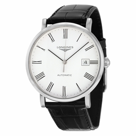 Longines L4.910.4.11.2 Elegant Mens Automatic Watch
