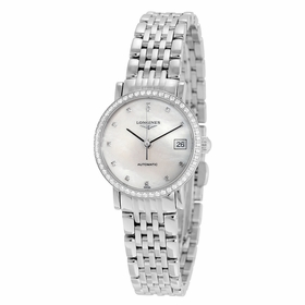 Longines L43090876 Elegant Ladies Automatic Watch