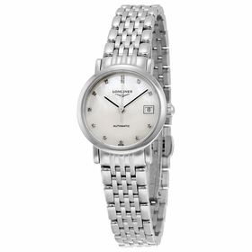 Longines L43094876 Elegant Ladies Automatic Watch