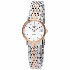 Longines L4.309.5.12.7 Elegant Ladies Automatic Watch