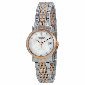Longines L4.309.5.87.7 Elegant Ladies Automatic Watch