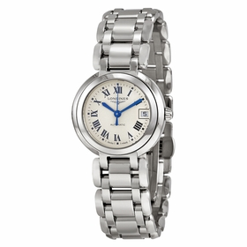 Longines L8.111.4.71.6 PrimaLuna Ladies Automatic Watch