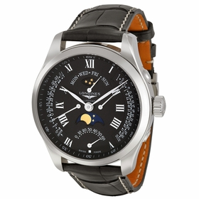 Longines LNG27394517 Master Collection Mens Hand Wind Watch