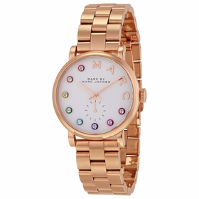 Marc by Marc Jacobs MBM3441 Baker Ladies Quartz Watch