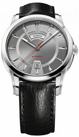 Maurice Lacroix PT6158-SS001-231 Pontos Day Date Mens Automatic Watch
