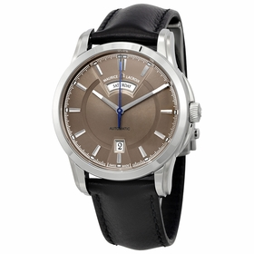 Maurice Lacroix PT6158-SS001-73E Pontos Day Date Mens Automatic Watch