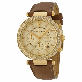 Michael Kors MK2249 Parker Ladies Chronograph Quartz Watch
