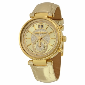 Michael Kors MK2444 Sawyer Ladies Quartz Watch