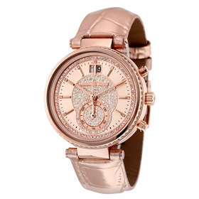 Michael Kors MK2445 Sawyer Ladies Quartz Watch