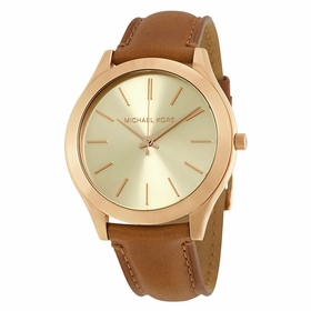 Michael Kors MK2465 Slim Runway Ladies Quartz Watch