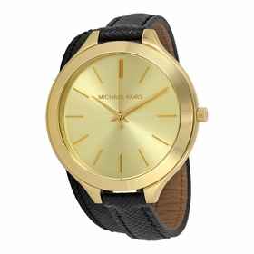 Michael Kors MK2468 Slim Runway Ladies Quartz Watch