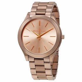 Michael Kors MK3418 Slim Runway Ladies Quartz Watch