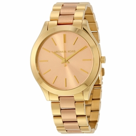 Michael Kors MK3493 Slim Runway Ladies Quartz Watch