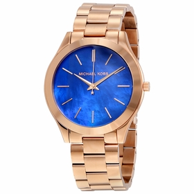 Michael Kors MK3494 Slim Runway Ladies Quartz Watch