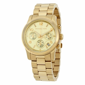 Michael Kors MK5055 Runway Unisex Chronograph Quartz Watch