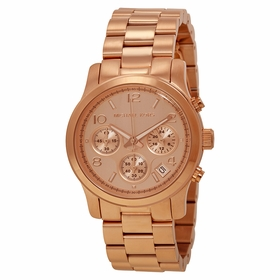 Michael Kors MK5128 Runway Ladies Chronograph Quartz Watch