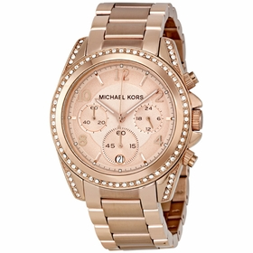 Michael Kors MK5263 Blair Ladies Chronograph Quartz Watch