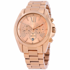 Michael Kors MK5503 Bradshaw Ladies Chronograph Quartz Watch